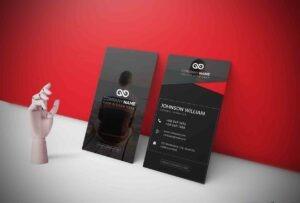 tarjetas personales creativas