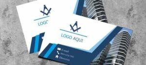 tarjetas personales para arquitecto