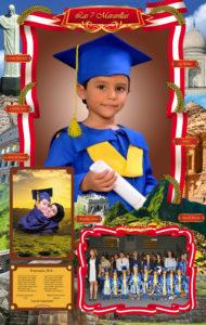 Diplomas psd pergamino