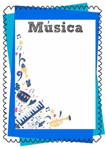 Caratula para musica
