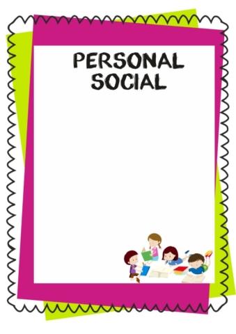 Caratulas de personal social