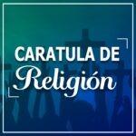Caratula para cuadernos religion
