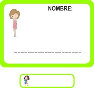 etiquetas para cuadernos