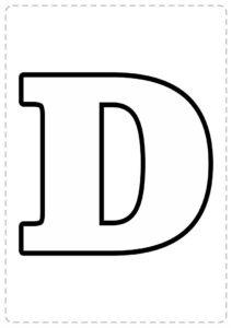 moldes de letras para imprimir pdf