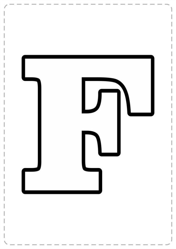 letras para imprimirmoldes