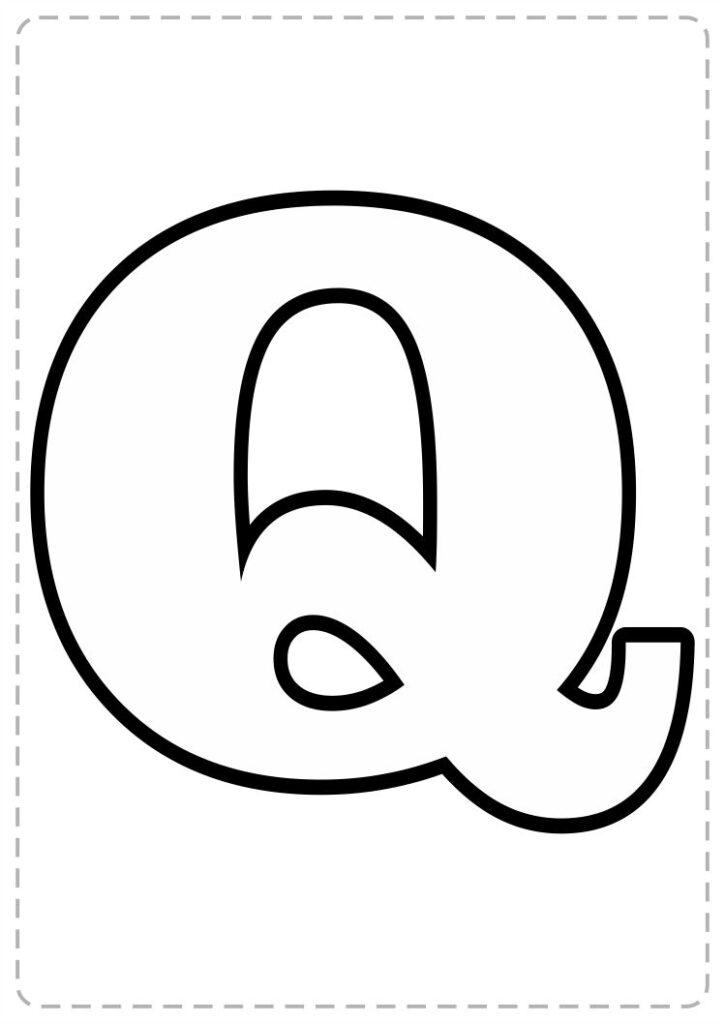 letras grandes para imprimir-Imágenes