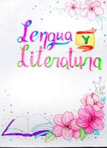 caratulas de lengua y literatura