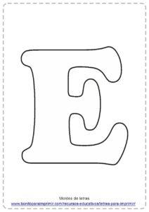 LETRA E PDF