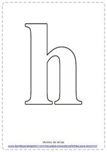 IMAGENES DE LETRA H