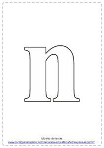 LETRA N PDF