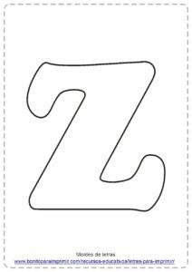 LETRA Z PDF