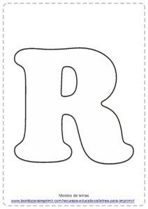 LETRA R PDF