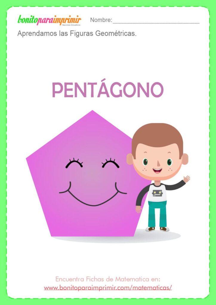 ficha del pentagono
