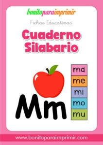 Cuaderno Silabario PDF